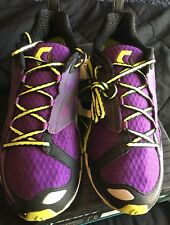Scott Eride Af Support Running Shoes Us 11 Eur 43. New in Box Purple Yellow