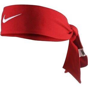 NEW Nike Dri-Fit Head Tie 2.0 Womens Headband Tennis Basketball embroidered