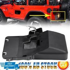 Rear License Plate Mounting Bracket W/ Light for Jeep Wrangler JK 2006-2017 12V