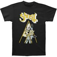 Ghost B.C. PAPA EMERITUS CLOCKWORK T-Shirt NEW Metal Band 100% Authentic