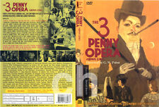 Die 3 Groschen-Oper, The Threepenny Opera (1931) - Georg Wilhelm Pabst  DVD NEW