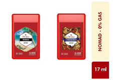 Old Spice NOMAD + LIONPRIDE Deodorant Body Spray - (17ml) | PACK OF 2