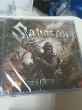 SABATON - THE LAST STAND CD grave digger alestorm edguy doro