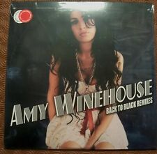 """AMY WINEHOUSE """"BACK TO BLACK REMIXES"""" DOUBLE LP COLOURED ALTERNATIVES VERSIONS"""