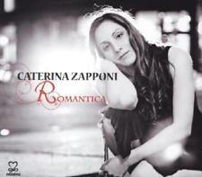 Romantica de Caterina zapponi-CD-NEUF!
