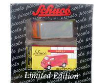 Schuco 01554 Piccolo Schnellaster orange Dunlop Reifen OVP 1211-26-70