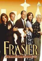 Frasier Stagione 3 DVD Nuovo DVD (PHE9255)