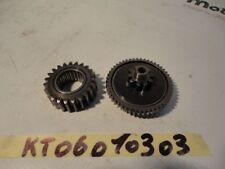 Ingranaggio motorino avviamento Starter motor gear Ktm Super Duke 990 05 07