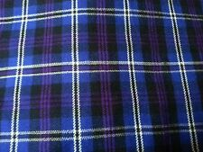 "Heritage Of Scotland Acrylic Tartan Fabric 4 Yard Long( size 144' x 53"" )///"