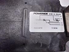 BRAND NEW POWEREX POW-R-BLOK PART# PA431870