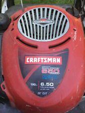 New listing 22� craftsman self-propelled lawn mower