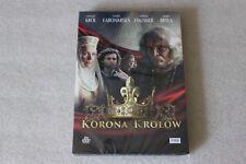 Korona Królów. Sezon 1. Odcinki 1-24 - DVD  NOWOŚĆ 2018 POLISH RELEASE POLSKA