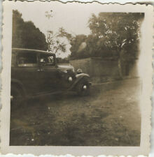 PHOTO ANCIENNE - VINTAGE SNAPSHOT - VOITURE AUTOMOBILE TACOT - OLD CAR 1