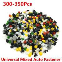 Universal 300-350PCS Auto Fastener Clips for Car Fender Bumper Door Panel Suface