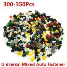 Universal 300-350PCS Auto Fastener Clips for Car Fender Bumper Door Panel Suface