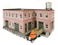 AMERI-TOWNE OGR 941 O BARRETSBURG TOOL DIE BUILDING Model Railroad Kit Lionel
