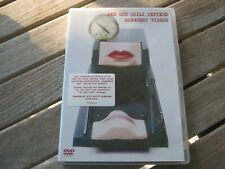 red hot chili peppers . dvd. greatest videos.