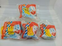 1996-99 McDonald's Fisher-Price Happy Meal Toddler Toys  Set of 4 *MIP*