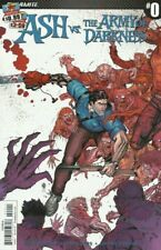 ASH VS ARMY OF DARKNESS ISSUE 0 - BRADSHAW COVER A - DYNAMITE COMICS