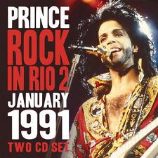 Prince : Rock in Rio 2: January 1991 CD (2016) ***NEW***