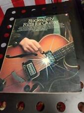 Rockabilly Riffs for Guitar, by Mark Michaels