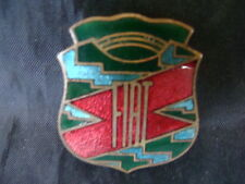SPILLA BADGE FIAT SMALTO ORIGINALE EPOCA OLD VINTAGE