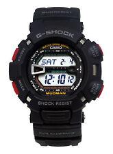 Casio G9000-1V G-Shock Mudman Digital Grey Dial Black Resin Band Sport Watch