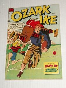 Vintage Standard Comics OZARK IKE #16 F+/VF-