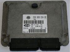 VW POLO 2001 MK5 1.4 16V ENGINE CONTROL UNIT ECU 036906034BE 036 906 034 BE