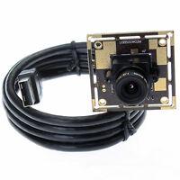 5MP CMOS OV5640 USB Camera Module Board For Raspberry Pi 2.8mm Lens Free Driver