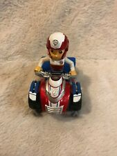 Spin Master Nickelodeon Jr. Paw Patrol Ryder Action Figure With Snow Mobile