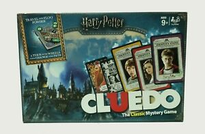 Cluedo Harry Potter The Classic Mystery Board Game 3-5 players Age 9+ | COMPLETE