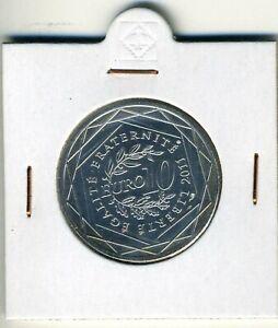 Pièce 10 Euro des régions 2011 Corse