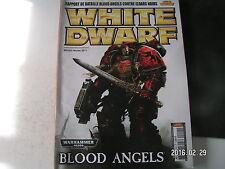 ** White Dwarf n°202 Cieux de sang / Les hordes du mal / Tactica Skavens