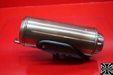 12 BMW G650GS SERTAO RIGHT EXHAUST PIPE MUFFLER SLIP ON CAN SILENCER