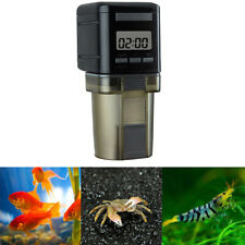 Automatic Fish Feeder Aquarium Tank Auto Programmable Fish Turtle Food Timer