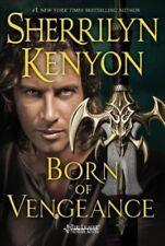 Born of Vengeance: The League Nemesis Rising by Sherrilyn Kenyon HARDCOVER - NEW