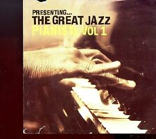 Presenting ... The Great Jazz Pianists Vol.1