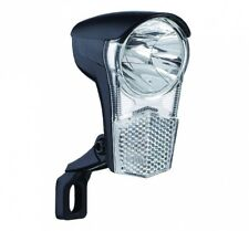 Bicicleta LED Frontal faros 15 lux 2,4 vatios 6 voltios f Nabendynamo n StVZO 01060