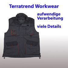 Pionier Steppjacke 80051 schwarz Workwear Herrenjacke Outdoor Unterziehjacke