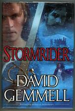 Stormrider by David Gemmell (First edition)