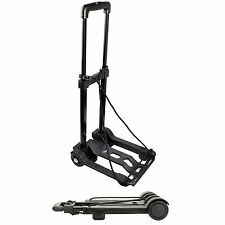Lightweight Folding Luggage Trolley Telescopic Frame Light Weight Carry On Cabin