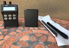 Nib Ge Ericsson Edacs Mrk M Rk Ii Scan Portable Radio 150 174 Mhz Pk6hgc Vhf