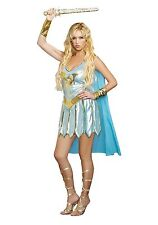 DRAGON WARRIOR QUEEN ADULT HALLOWEEN COSTUME WOMEN'S SIZE SMALL