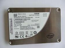 """DELL JWJJ3 100GB  2.5""""  SSD INTEL 710 SERIES 3GB's SATA FOR LAPTOP MAC PC"""