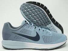 Nike Air Zoom Structure 21 Womens Running Shoes Armory Blue Size 6 Womens