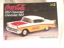 Coca Cola 1957   CHEVROLET 1/25 AMT,NEW,MINT,''SEALED''CLASSIC CAR