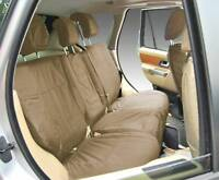 Land Rover Discovery 4 Rear 35/30/35 Inka Tailored Waterproof Seat Cover Beige
