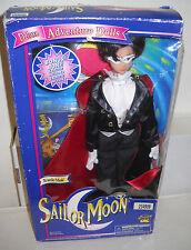 #1177 Nrfb Irwin Sailor Moon Deluxe Adventure Doll - Tuxedo Mask w/Cassette