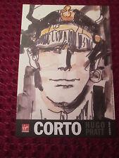 EX LIBRIS CORTO MALTESE/HUGO PRATT/AQUARELLE/CASTERMAN/HORS COMMERCE TIRAGE LIMI